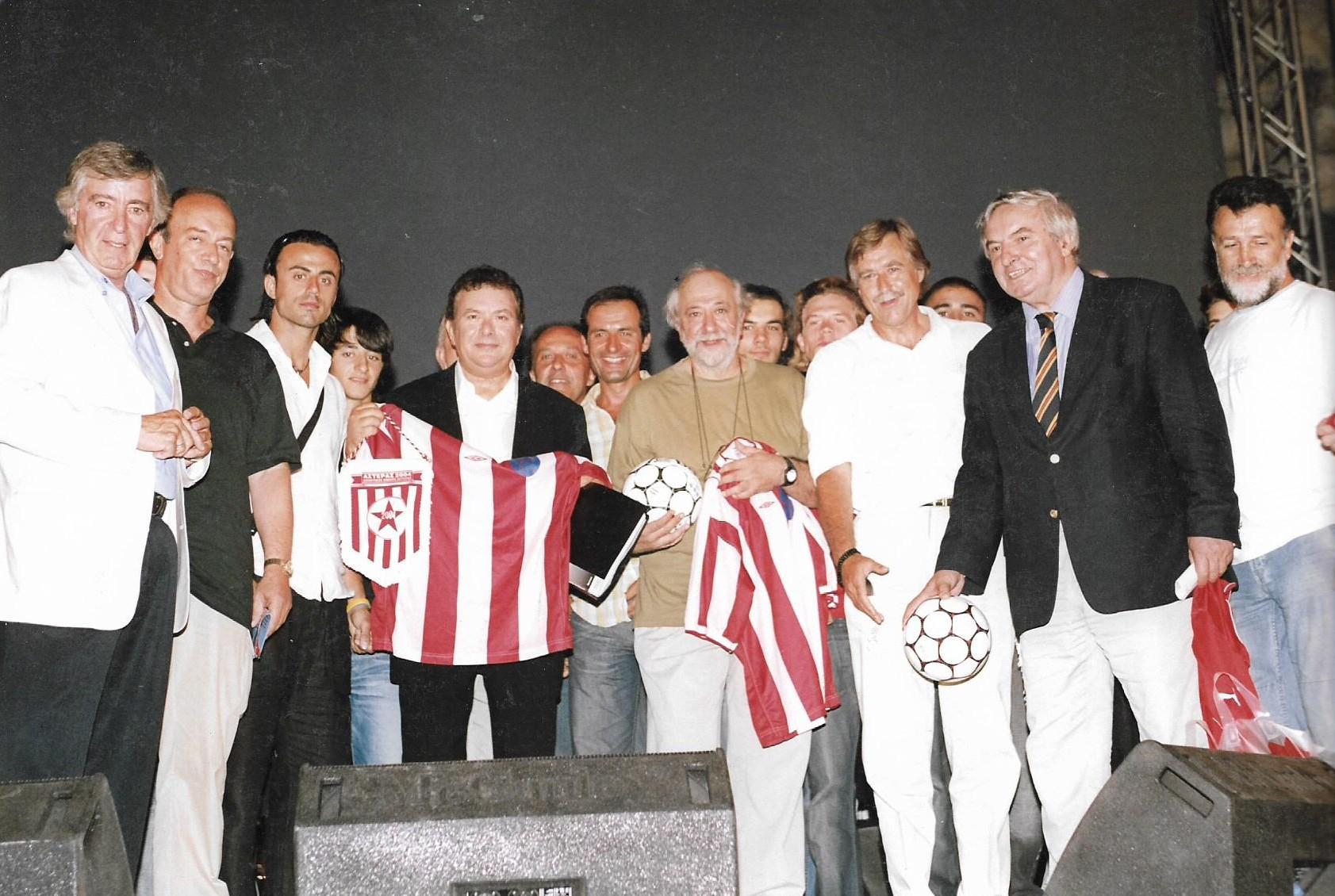 Ο Αστέρας 2004 στο Ηρώδειο