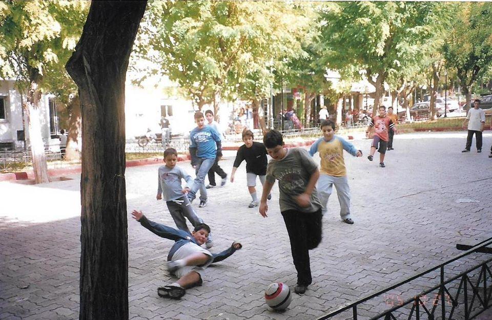 Το ποδόσφαιρο και η ποίηση συναντήθηκαν στην Καισαριανή