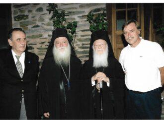 Όταν ο Πατριάρχης Βαρθολομαίος ευλόγησε τον Αστέρα 2004 (pics)