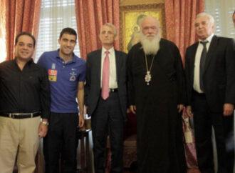 Το μήνυμα του Αρχιεπισκόπου Ιερώνυμου για το ποδόσφαιρο